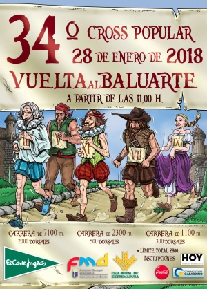 34º Vuelta al Baluarte INF-CAD