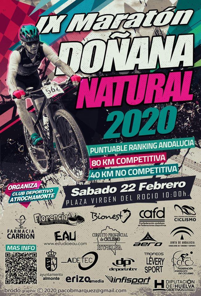 DOÑANA NATURAL 2020 MARATON PAREJAS