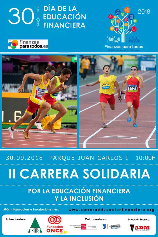 5K-II Carrera Solidaria por la Educacion Financier