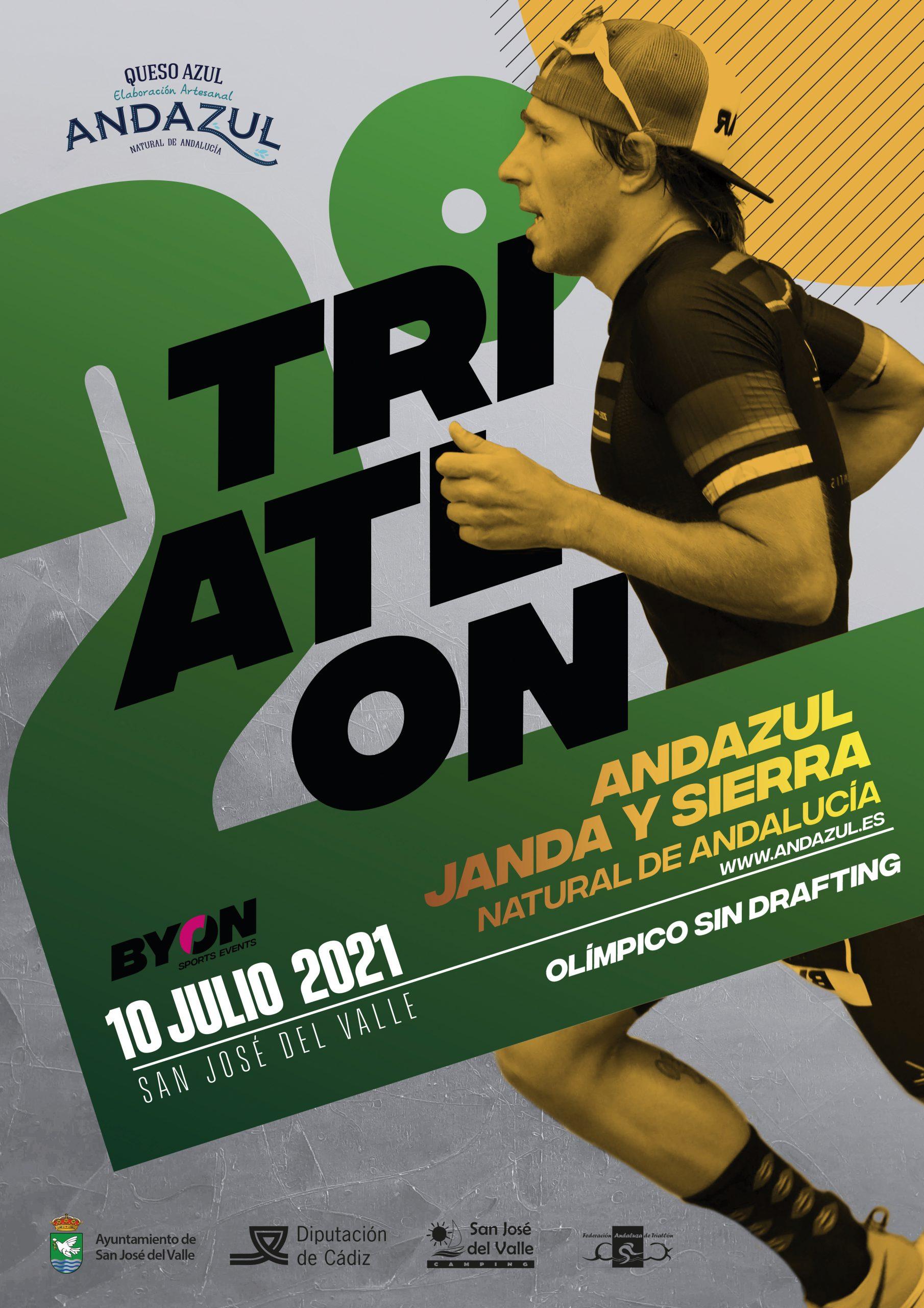 II TRIATLON JANDA Y SIERRA OLIMPICO FEMENINO
