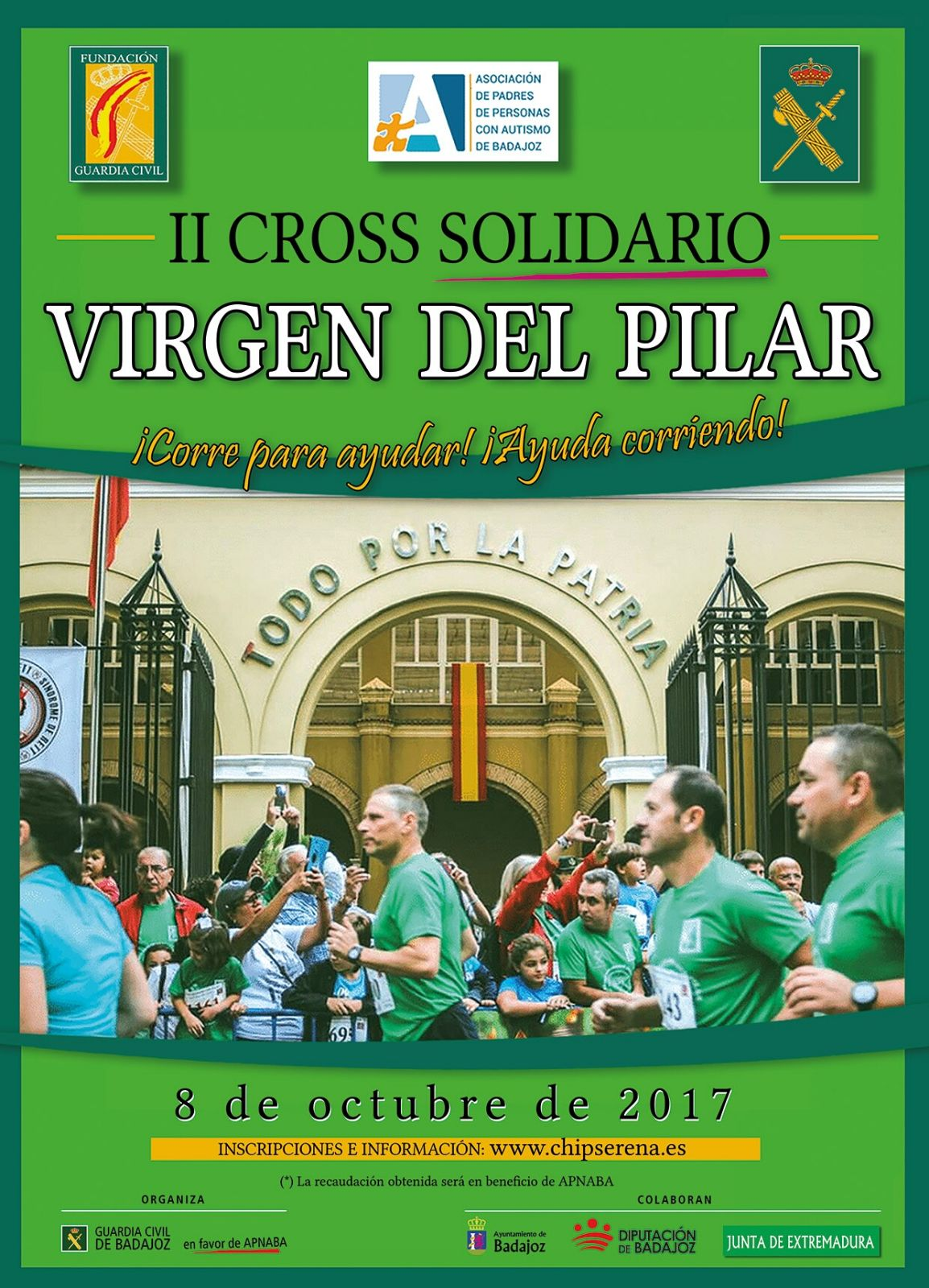 II Cross Solidario del Pilar MAYORES