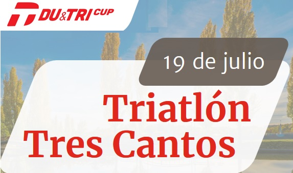 TRIATLON DE TRES CANTOS - SPRINT