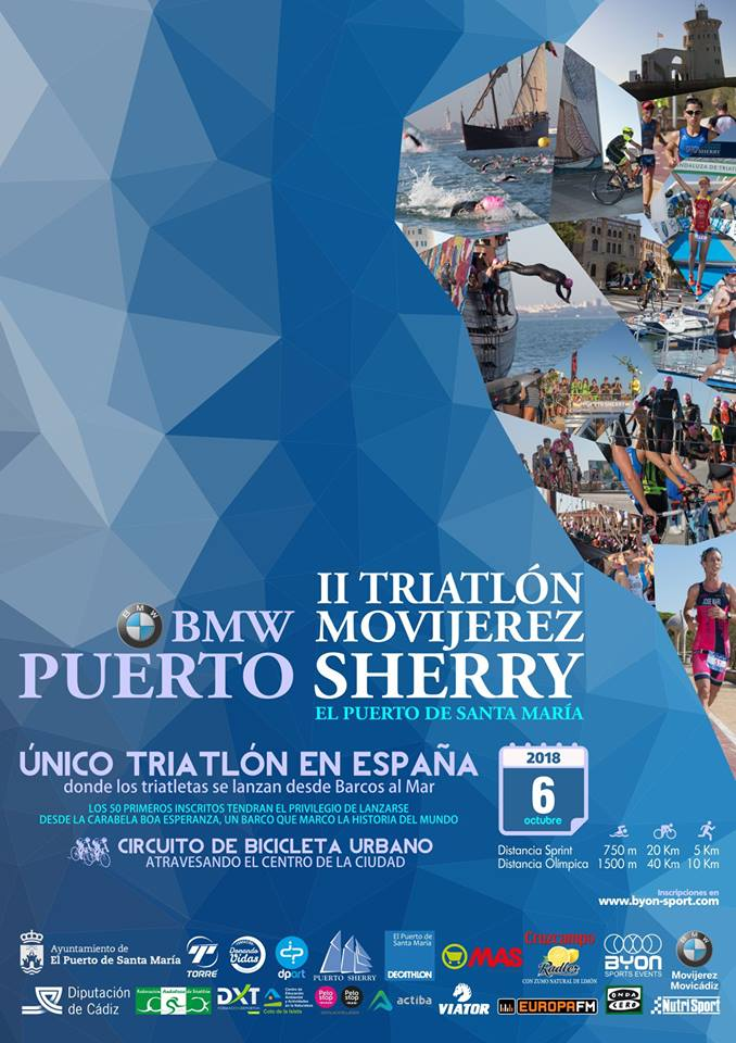 SSF-II Triatlon BMW Puerto Sherry SUPERSPRINT FEM