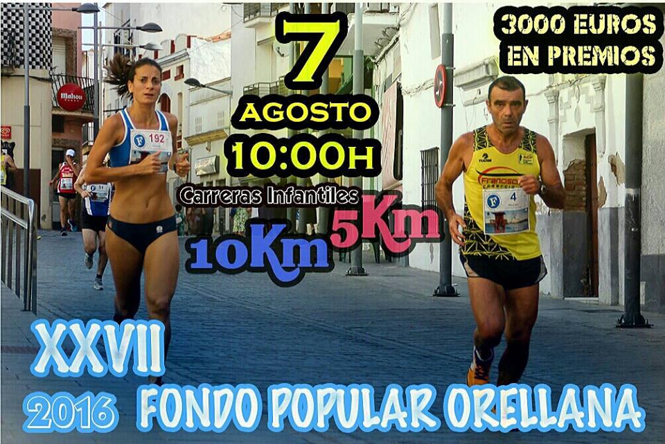 XXVII Fondo Popular Orellana 5km