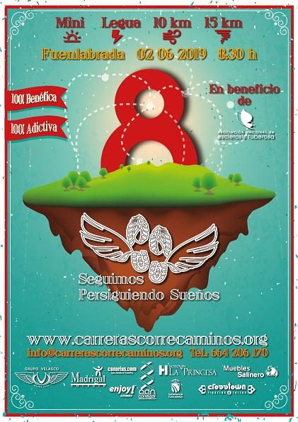 CARRERA CORRECAMINOS 2019 LEGUA