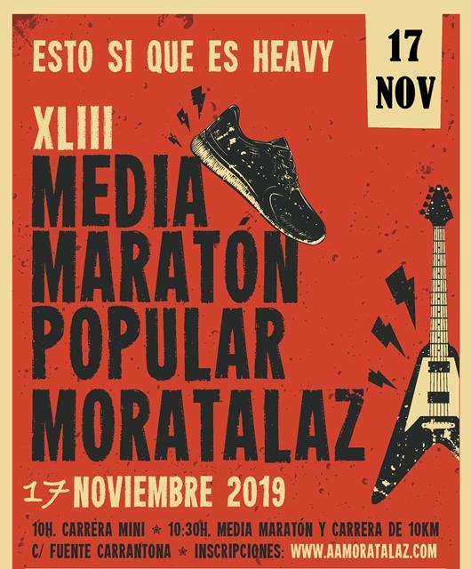 XLIII MEDIA MARATON DE MORATALAZ