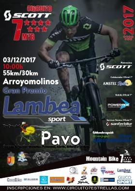 CIRCUITO7ESTRELLAS RUTA DEL PAVO CORTA