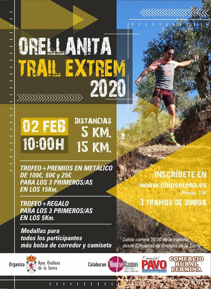 ORELLANITA TRAIL XTREME 15K
