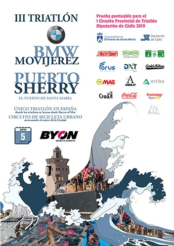 III TRIATLON BMW PUERTO SHERRY IGUALDAD SUPERSPRINT