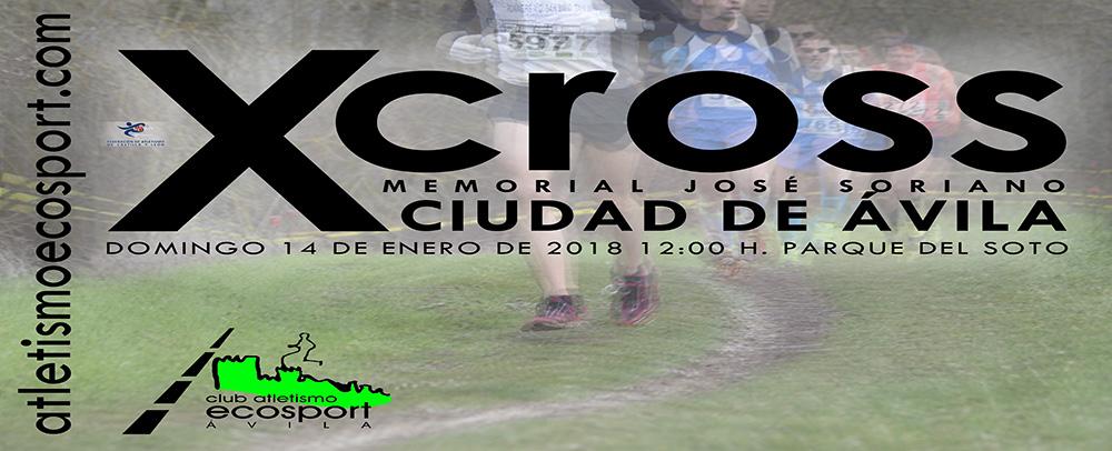 X CROSS CIUDAD DE AVILA