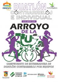 Duatlon Individual SuperSprint Arroyo de la Luz Femenino