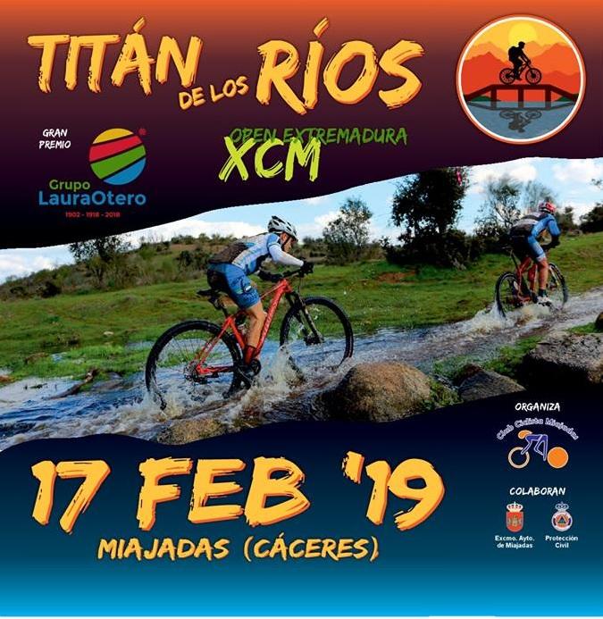 Titan de los Rios MediaMaraton Ciclodeportiva