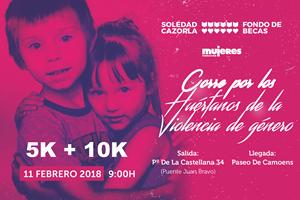 CARRERA POR HUERFAN@S DE LA VIOLENCIA DE GENERO 10K