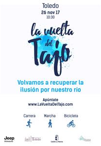I Carrera popular por el Tajo - Toledo
