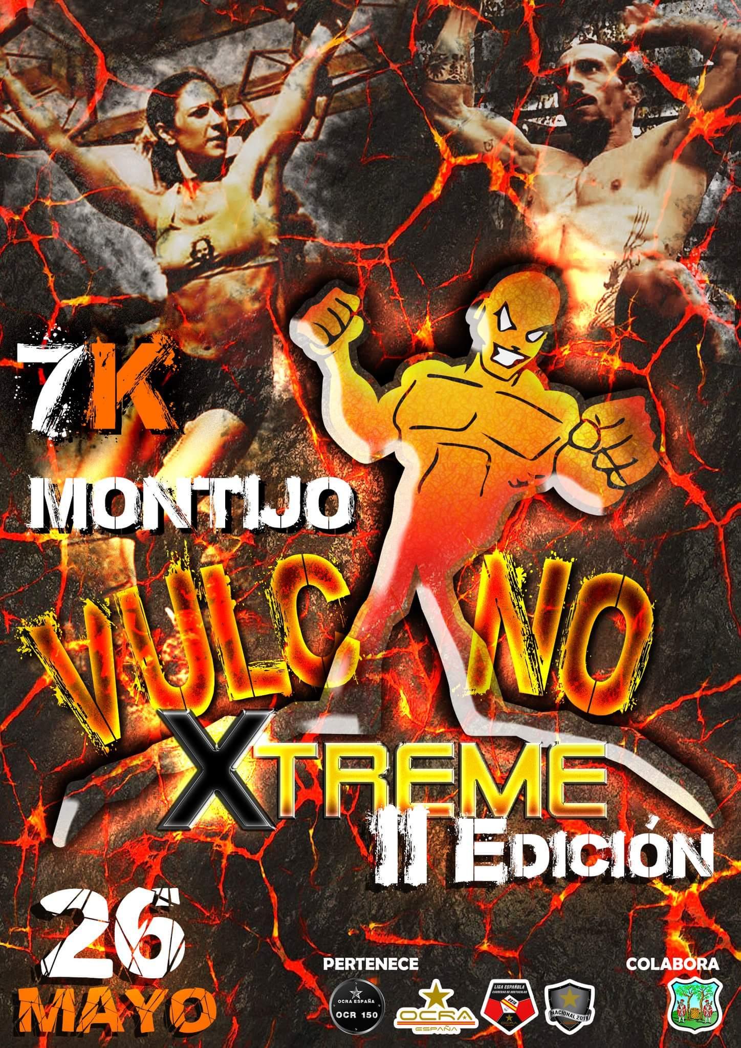Vulcano Xtreme 2018 COMPETITIVE