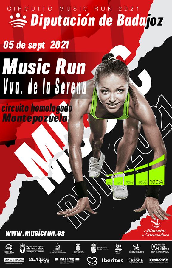 MUSIC RUN VILLANUEVA 5K