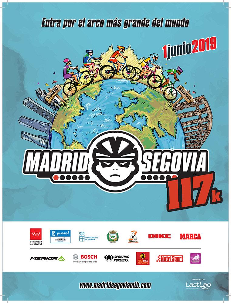 MADRID - SEGOVIA MTB 2019