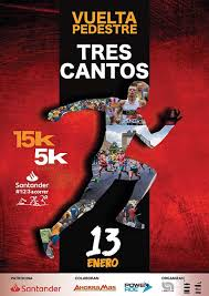 5K TRES CANTOS 2019