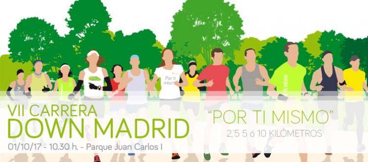 VII CARRERA DOWN MADRID 5K