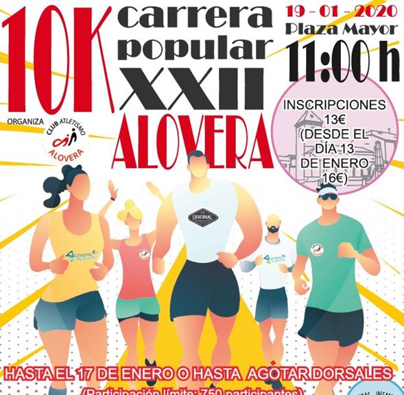 XXII 10K ALOVERA