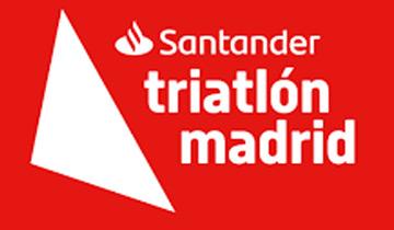 SANTANDER TRIATLON MADRID SPRINT PAREJAS