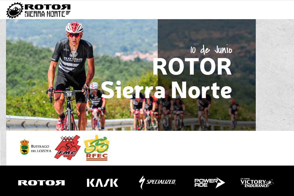 ROTOR SIERRA NORTE 2018 GRAN FONDO
