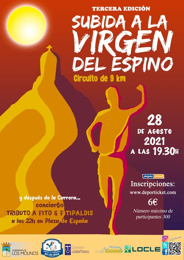 III SUBIDA VIRGEN DEL ESPINO