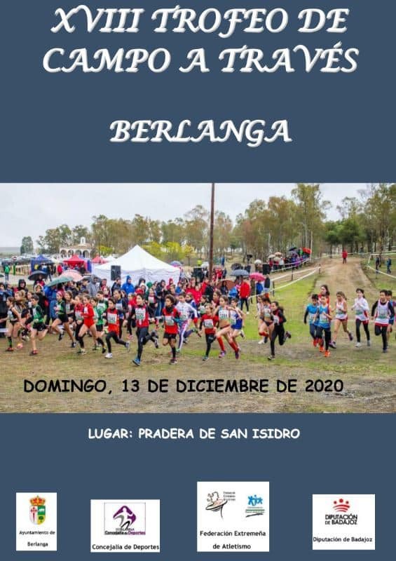 LIGA CROSS BERLANGA ABSOLUTA FEM