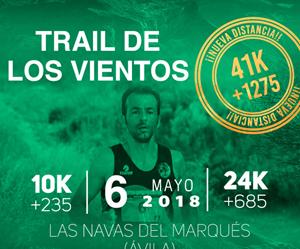 TRAIL DE LOS VIENTOS 41K