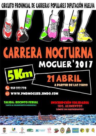 Carrera Nocturna de Moguer