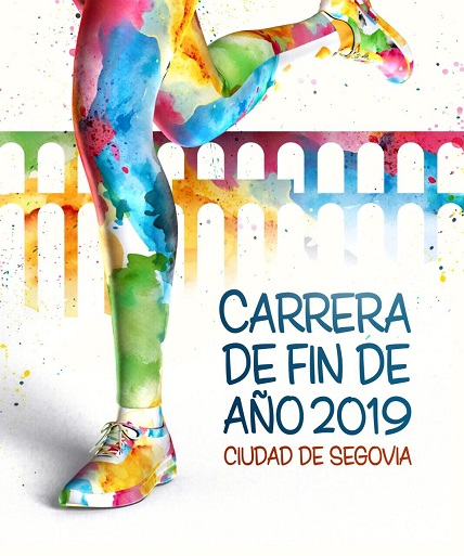 CARRERA FIN DE AÑO SEGOVIA 2019