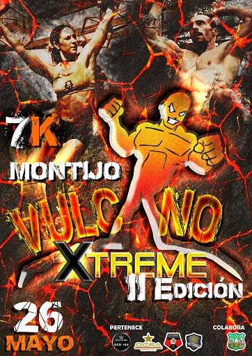 Vulcano Xtreme 2018 EQUIPOS